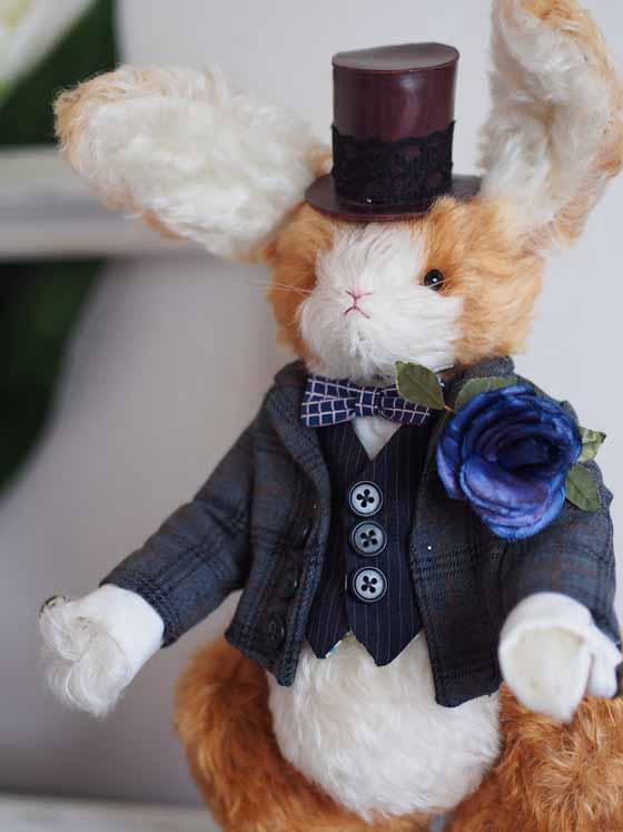 コンテストno.001 紳士ウサギ イメージ