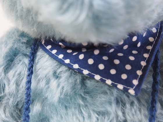 35cmスタンダードベア スカーフ